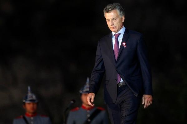 El presidente Mauricio Macri asistió el domingo a un acto conmemorativo de la batalla de Chacabuco, que llevó a la independencia de Chile.