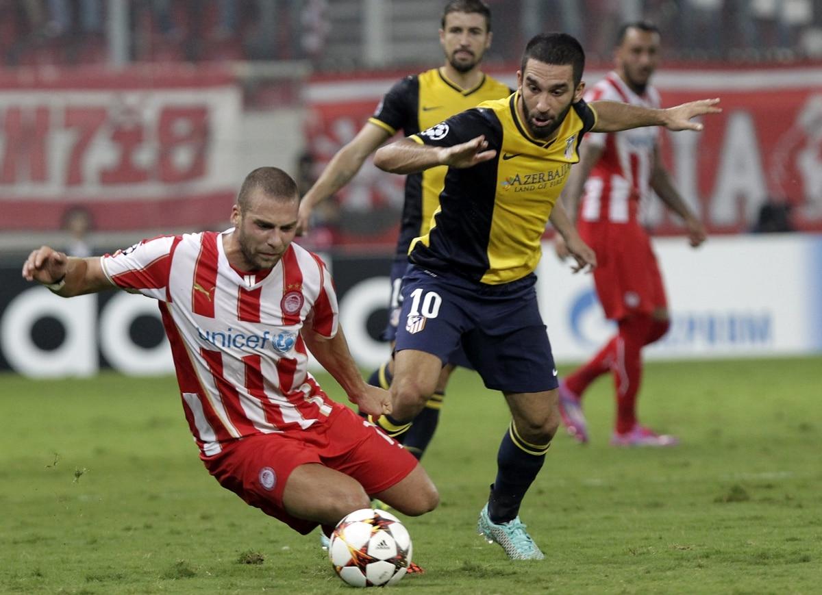 Champions League Olympiakos