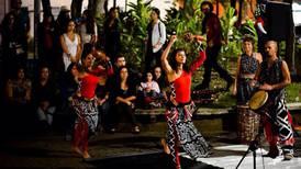 Enamorate de tu Ciudad se despide del 2014 con un 'show' de  música africana
