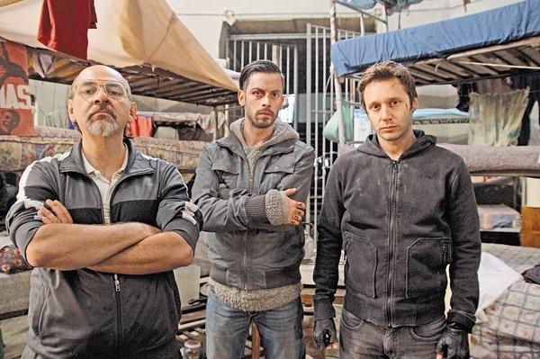 Luis Gnecco, Néstor Cantillana y Benjamín Vicuña están de regreso.
