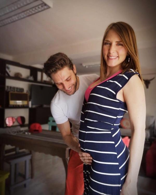 Gary Centeno y Lorena del Castillo tienen año y medio de relación. Foto: Cortesía Gary Centeno.