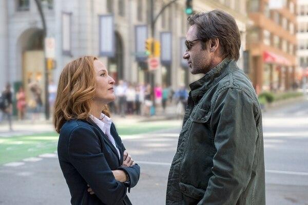 La mini serie de 'The X-Files' estrena la noche de este lunes en el canal Fox.