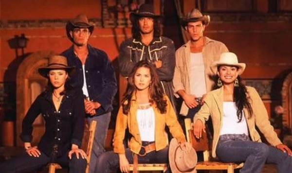 'Pasión de Gavilanes' se estrenó en el 2003 y contó con un total de 188 capítulos. Foto: Archivo.