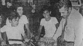 El día que el hermano de Rodolfo Méndez Mata ayudó a tres adolescentes que viajaron en bici desde Limón