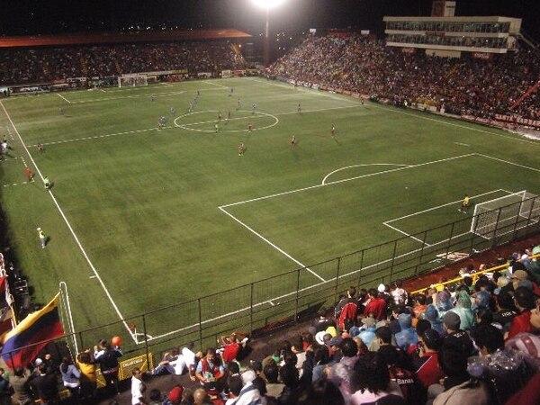 A ocho días para el partido de vuelta, el Morera Soto ya vendió 75% de la taquilla. Todo indica que se llenará.   ARCHIVO