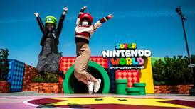 (Video) Abre en Japón el primer parque temático de Nintendo