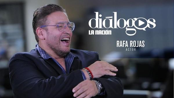 Rafa Rojas, actor costarricense