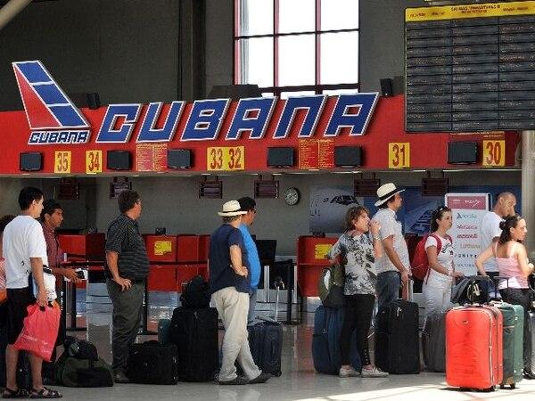 Las sanciones económicas de Estados Unidos golpean a Cubana de Aviación.
