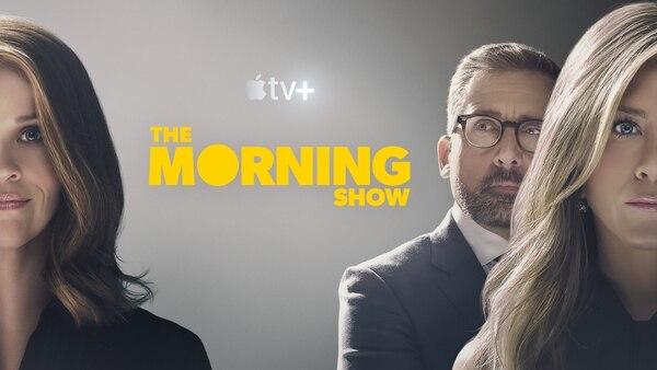 'The Morning Show' ha sido el buque insignia de Apple TV+. Foto: Apple.