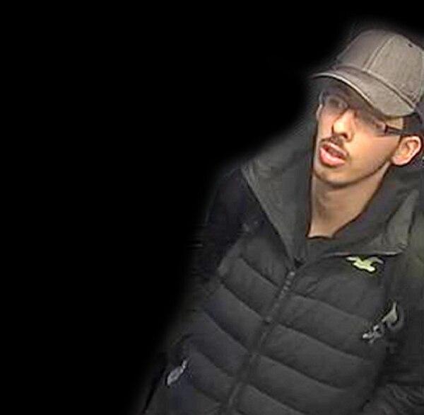Salman Abedi, autor del atentado en Mánchester.