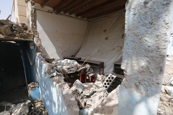 Los bombardeos del viernes en la noche estuvieron dirigidos contra una planta generadora de electricidad y afectaron una zona de viviendas de trabajadores en Mokha.