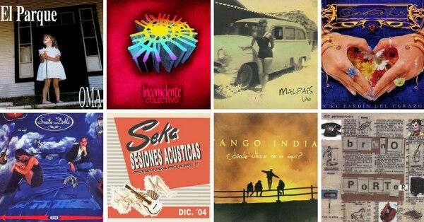 Discos nacionales clásicos del rock y pop que pueden disfrutarse en Spotify