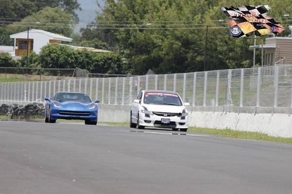 Este evento muestra cómo disfrutar al volante de la velocidad pero de forma responsable
