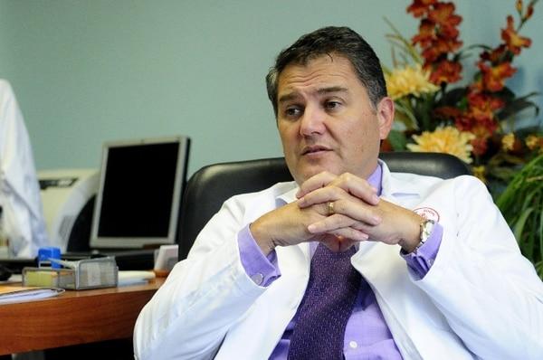 El doctor Douglas Montero manifestó que contarán con un grupo especializado de atención. M. Aguilera