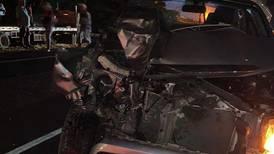 Confuso accidente deja dos motociclistas fallecidos en La Ceiba de Orotina