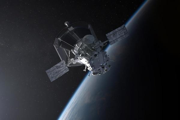Esta ilustración muestra cómo viajará el Parker Solar Probe fuera de nuestras fronteras.