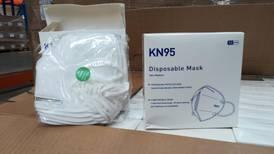 CCSS aceptó y pagó $2,4 millones por protectores respiratorios de uso no médico