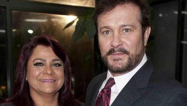 Gabriela Ortiz y Arturo Peniche tienen 38 años de matrimonio. Ellos son padres de Khiabet y Brandon Peniche Ortiz. Foto: GDA