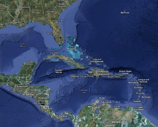 Tormenta tropical Rafael azota este de Caribe - 1