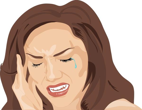 Migraña duele el ojo izquierdo