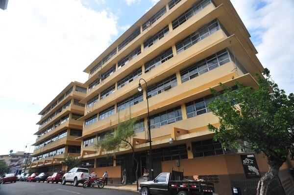 Sede central del INVU, en barrio Amón, San José.