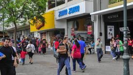 Confianza de los comerciantes en Costa Rica  es la más baja desde el 2008