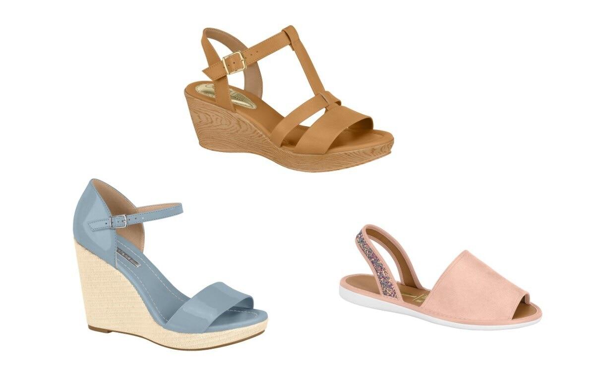 Nuevas colecciones de calzado brasileño refrescan el verano - La Nación