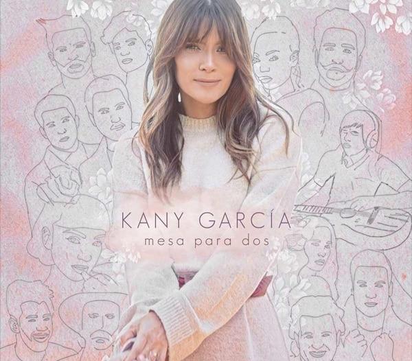 'Mesa para dos' es el sétimo disco de la puertorriqueña Kany García. En el álbum cuenta con diferentes colaboraciones. Foto: Cortesía Agencia Tres Puntos.