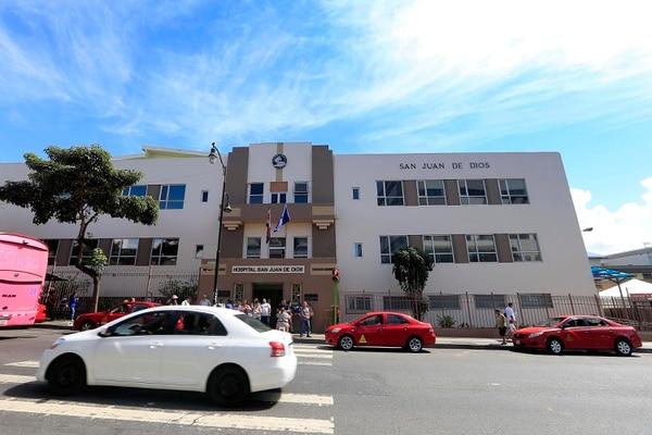 El Hospital San Juan de Dios activó el protocolo al enterarse del caso.