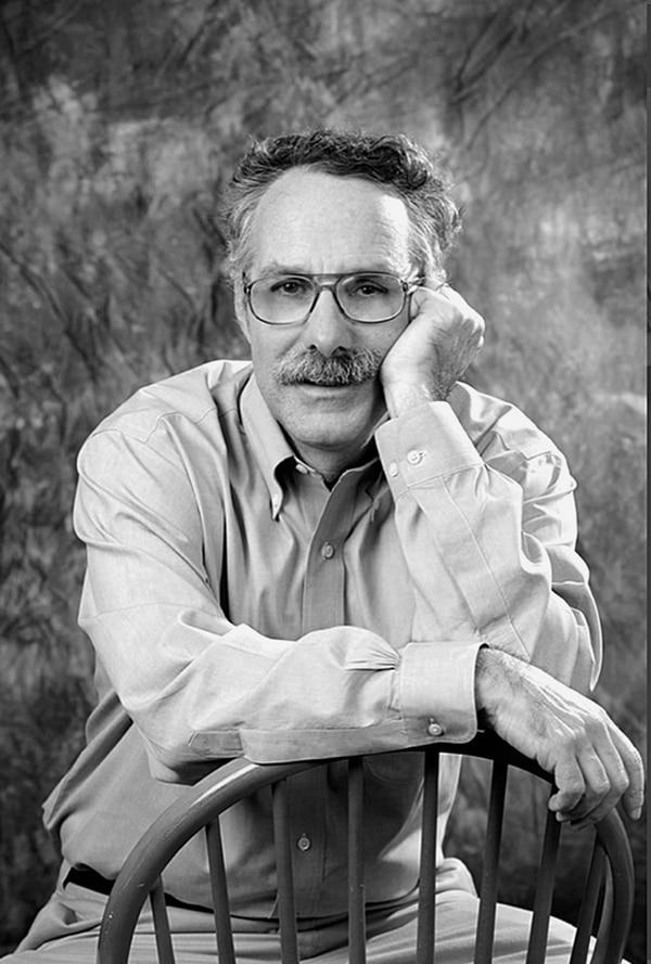 Robert Samuelson, periodista.