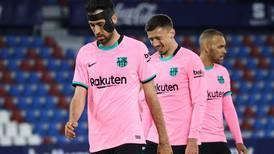 Lionel Messi y el Barcelona prácticamente le dicen adiós a la Liga