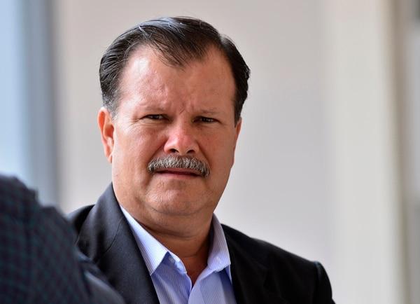 Abelino Esquivel, exdiputado de Renovación. Foto: Rafael Pacheco