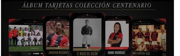 El bloque de las 100 tarjetas podrán adquirirse a partir del 1°. de junio, en la tienda del Estadio Morera Soto y en la Liga Store Online. Fotografía: lda.cr