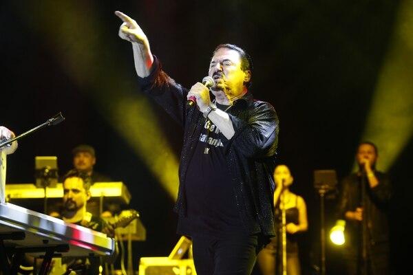 Bobby Kimball, exvocalista de la agrupación Toto, es parte del grupo de artistas que se presentarán el sábado 7 de marzo en Parque Viva. Fotografía: Archivo Danny Brenes