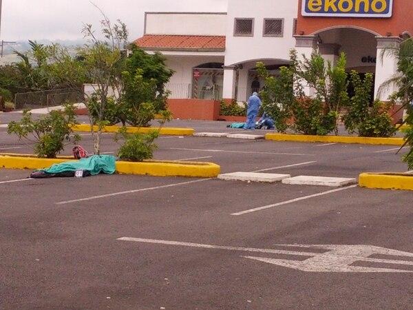 Suceso ocurrió en las cercanías del centro comercial de Paraíso de Cartago.