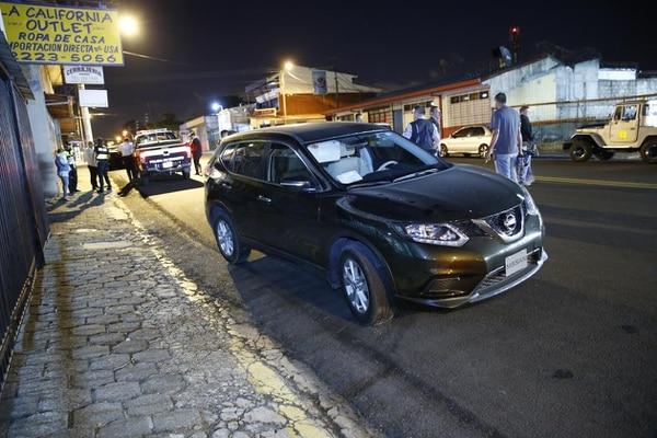 Un fiscal fue detenido la noche de este domingo por conducir bajo los efectos del alcohol.