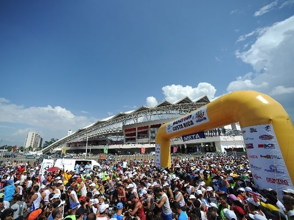 La edición 27 de la Maratón de San José contará con la participación de más de 2.000 atletas en las diferentes categorías y contará con cinco atletas élite internacionales y 45 nacionales. | ARCHIVO