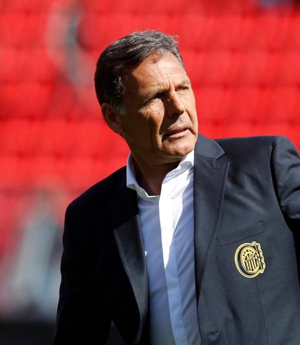 Miguel Ángel Russo es técnico de Rosario Central.   CORTESÍA DIARIO OLÉ