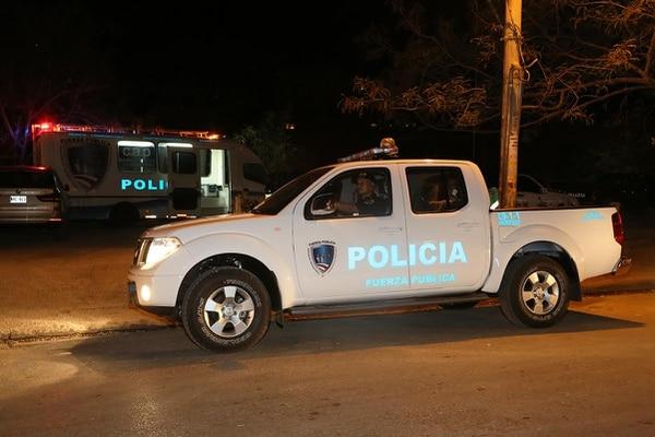 La delegación policial móvil permanecerá en la zona mientras se busca una nuevo puesto fijo.
