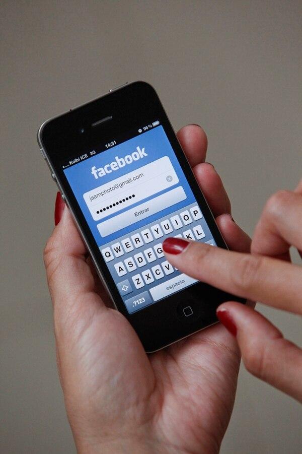 Facebook tiene 1.230 millones de usuarios en todo el mundo. | ARCHIVO