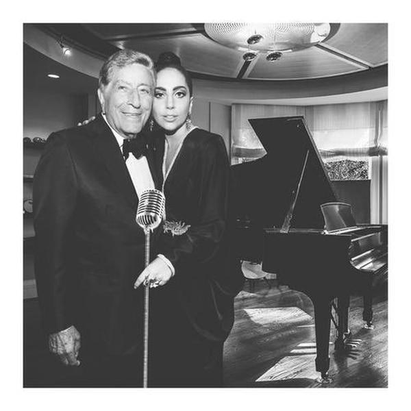 Lady Gaga y Tony Bennett grabaron un álbum de clásicos del jazz que saldrá a la venta en los próximos meses.