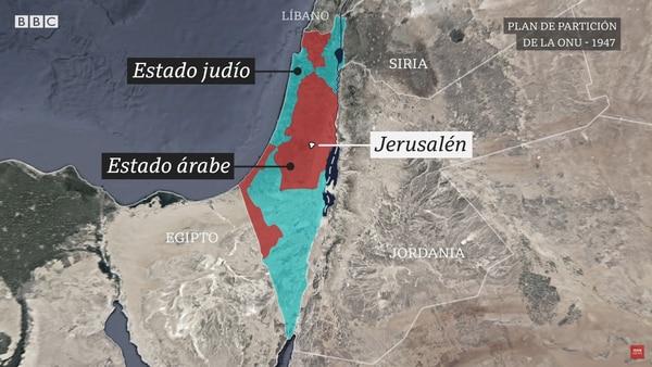 Captura de pantalla de YouTube / BBC Mundo