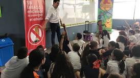 Más de 2.000 escolares usarán cuentos como escudo antitabaco