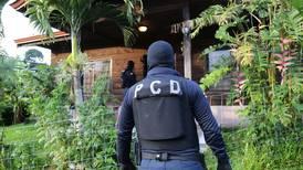 Allanamientos de la Policía de Control de Drogas acaban con red dedicada al tráfico internacional de drogas