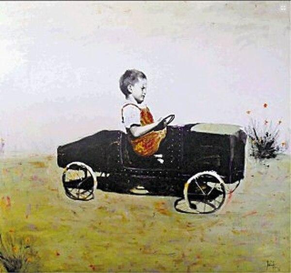 Artista y obra / La infancia y Sofía Ruiz - 1