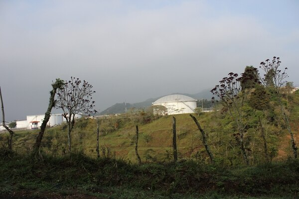 Trayecto Cartago - San José.