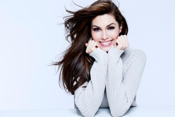 """Su sello. Isler dejó clara la frase para vender a su país: """"Venezuela, un paraíso con nombre de mujer"""". Miss Universe L.P., LLLP para La Nación."""
