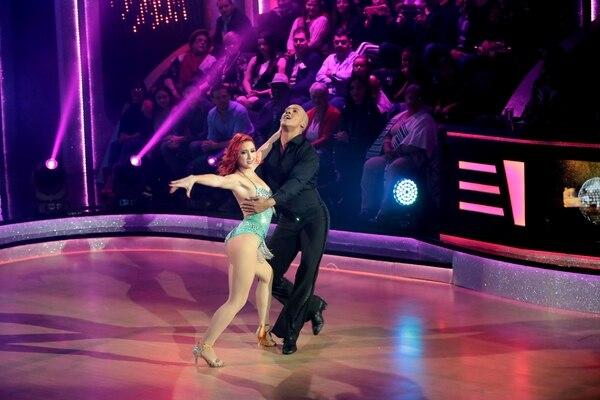 25/08/2019 Incio del primer programa de Dancing With the Stars en el estudio Marco Picado .foto Alonso Tenorio