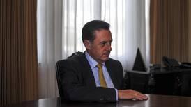 Antonio Álvarez Desanti: 'Es una injusticia que se ligue al PLN con el cemento chino'