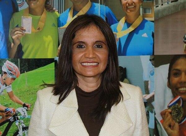 Alba Quesada fue designada esta noche como directora nacional del Icoder hasta el 2018.